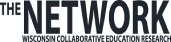 The Network: Wisconsin Collaborative Education Research Logo